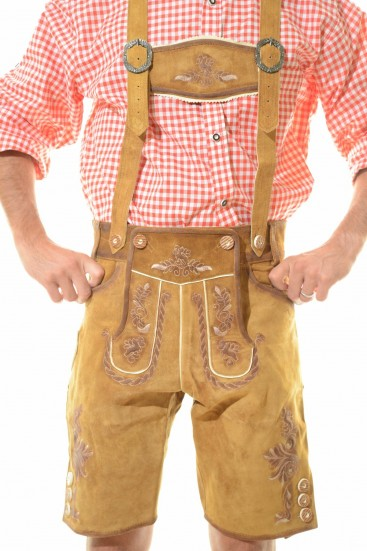 AUSTRIA Lederhosen - Antique Look