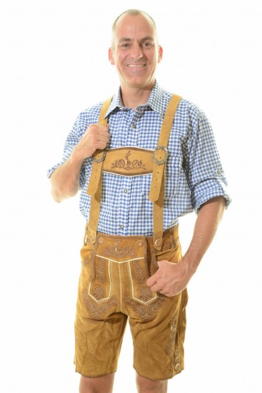 HIRSCH ANTIQUE LEDERHOSEN