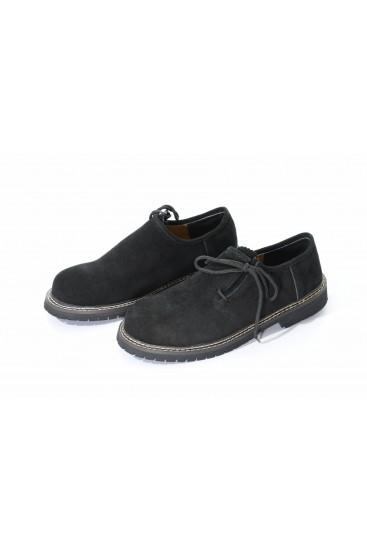 Lederhosen Shoes Black