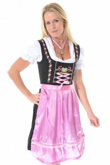 Dirndl Louisa pink