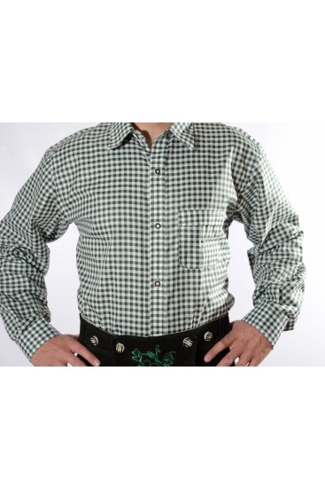 Lederhosen Shirt Green