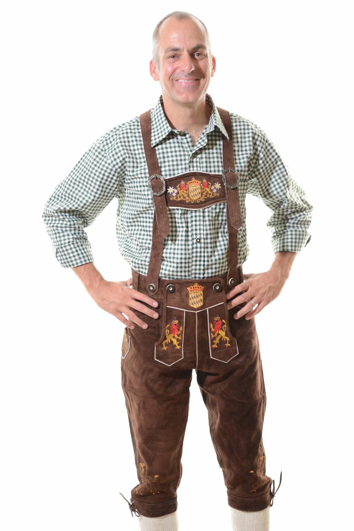 BAYERN Lederhosen | Lederhosen costume | Bavarian clothing ...