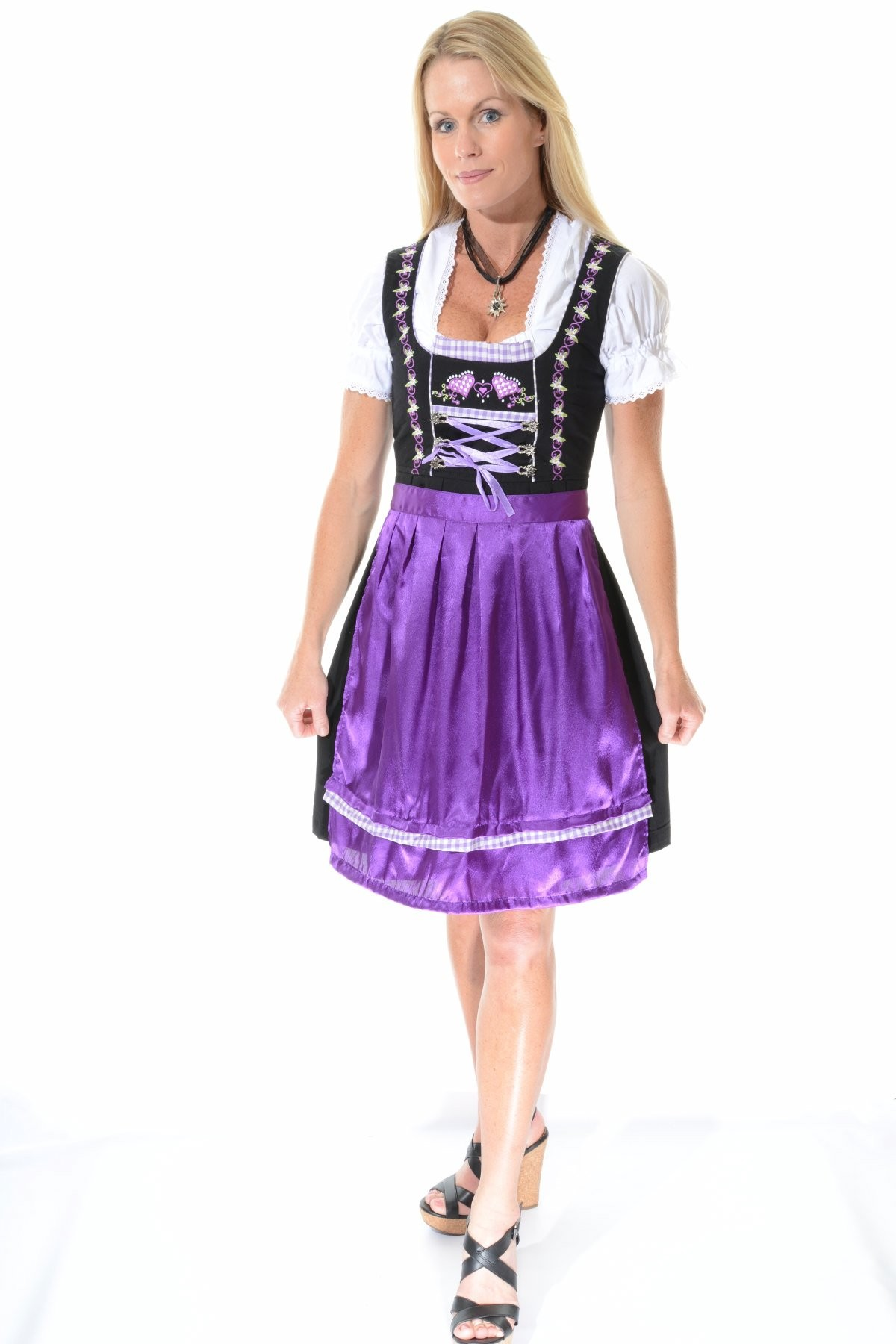 German Costumes German Dress Beer Costume Dirndl Dress