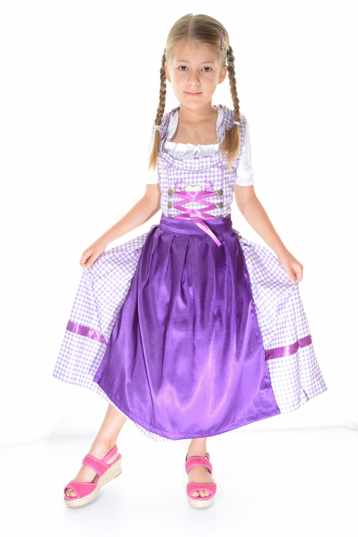 Kids Dirndl | Dirndl For Kids | Child Dirndl