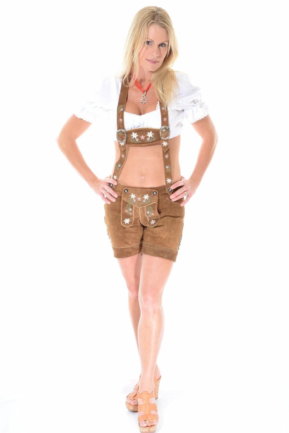 More Views  sc 1 st  Lederhosen4u & Womens Lederhosen | Female Lederhosen | Female Lederhosen Costume