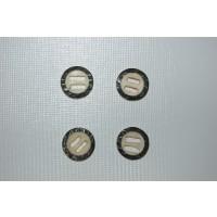 Lederhosen Buttons