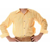 Lederhosen Shirt Yellow