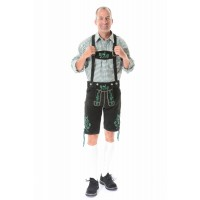 Kingdom Plattler green Lederhosen