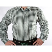 Lederhosen Shirt Green