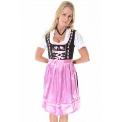 Dirndl Brigitta pink
