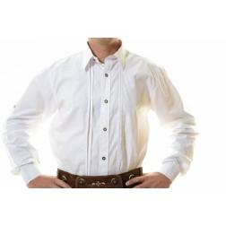 Lederhosen Shirt White
