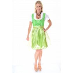 Oktoberfest Dirndl green