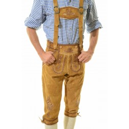 SALZBURG LEDERHOSEN - ANTIQUE LOOK