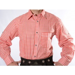 Lederhosen Shirt Red