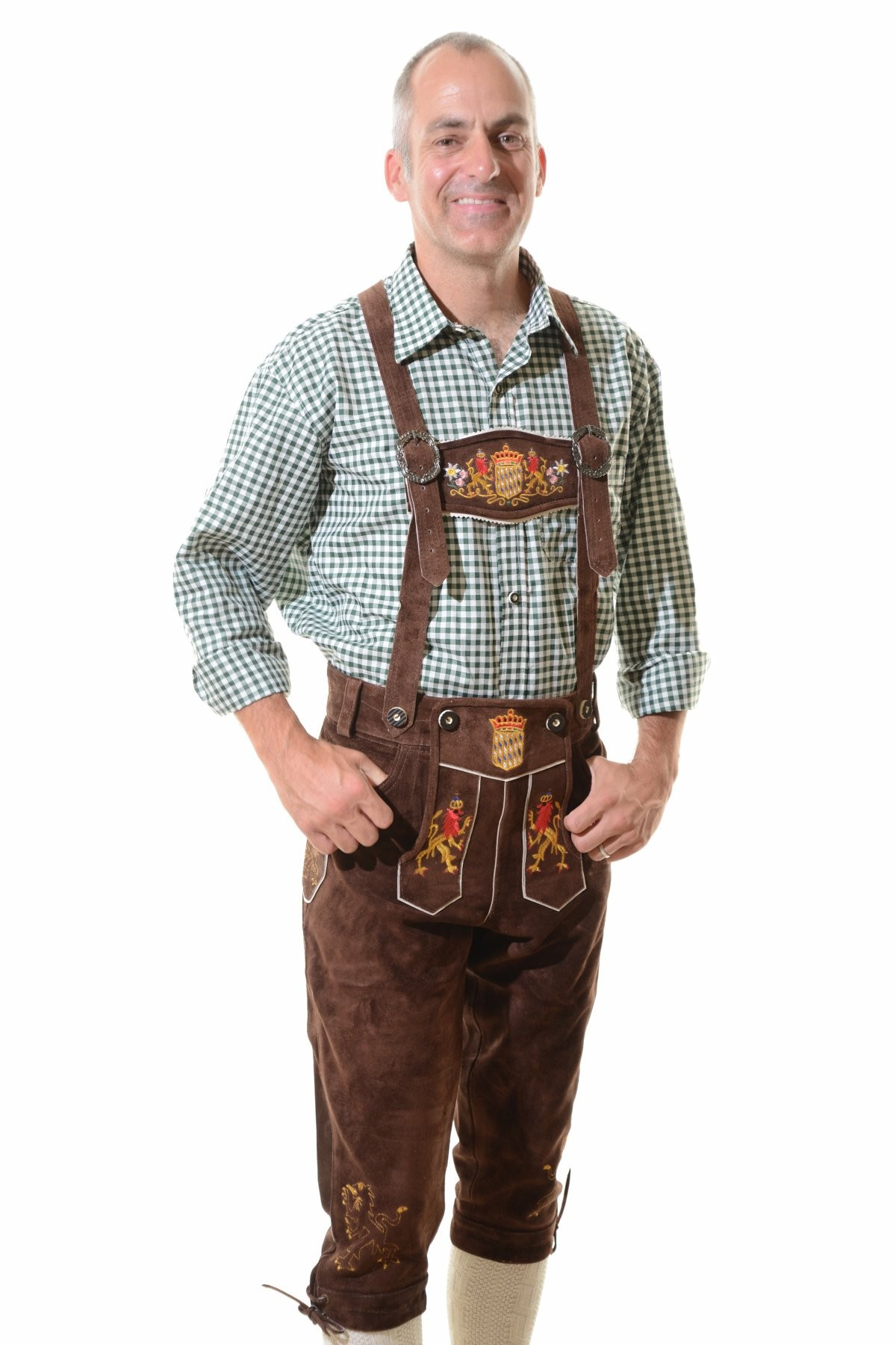 Bayern Outfit